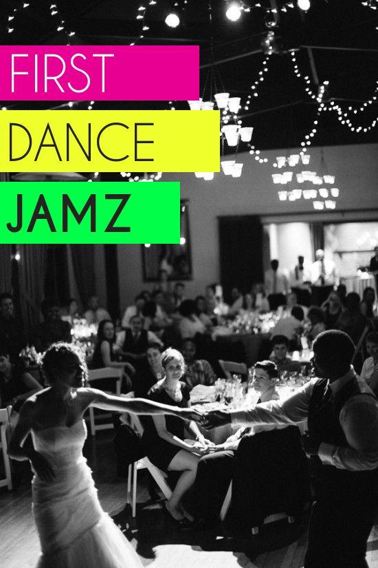First Dance Jamz Playlist