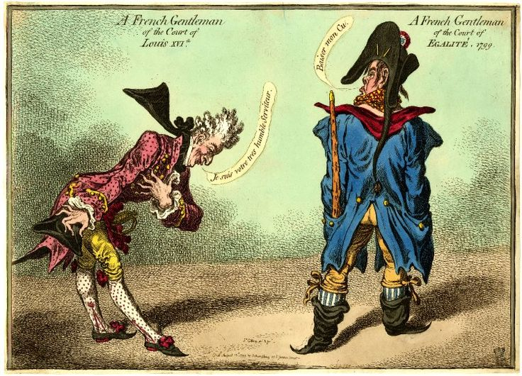 FOR DESCRIPTION SEE GEORGE (BMSat). 15 August 1799 Hand-coloured etching