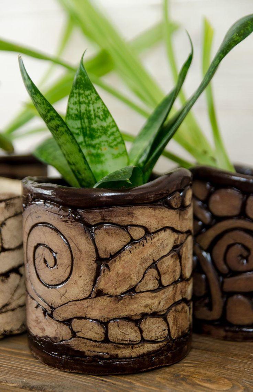 25 Best Ideas About Ceramic Flower Pots On Pinterest