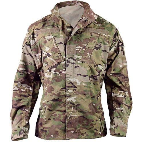 MultiCam OCP Army Combat Uniform Scorpion Coat