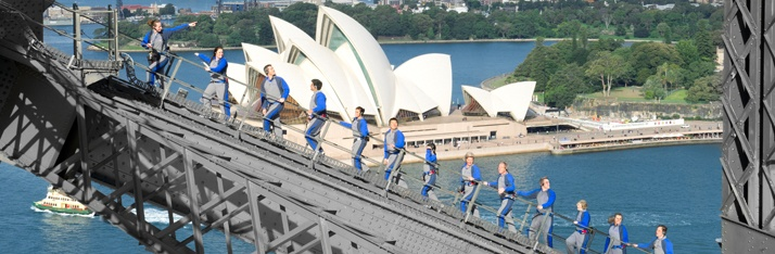 I want to do this again!!! Sydney Harbour Bridge Climb - For The Climb Of Your Life!™ Australia