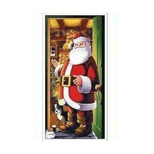 FOR SALE!!! Santa Door Cover!!! For only $8.00!!!!