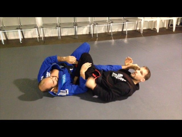 In this video, BJJ black belt Will Grundhauser shows Bernardo Faria a slick sweep from double under. This is a great way to make your opponent think he has the upper hand and then turn the tables on him. Check out the video above! Related