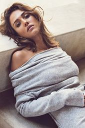 Jessica Alba Photoshoot - The Edit Magazine November 2015