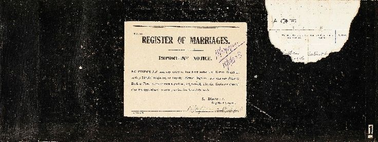 Parish of Victoria Park. Marriage register, 18 October 1920 - 18 August 1923.  http://encore.slwa.wa.gov.au/iii/encore/record/C__Rb4684297__Svictoria%20park%20parish%20marriage%20registers__Orightresult__U__X6?lang=eng&suite=def