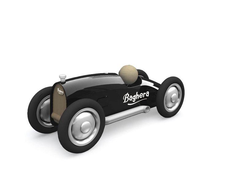BAGHERA - 410 - Roadster Noir