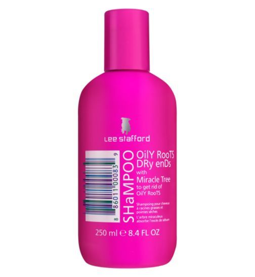 Lee Stafford Oily Roots Dry Ends Shampoo 250ml - Boots