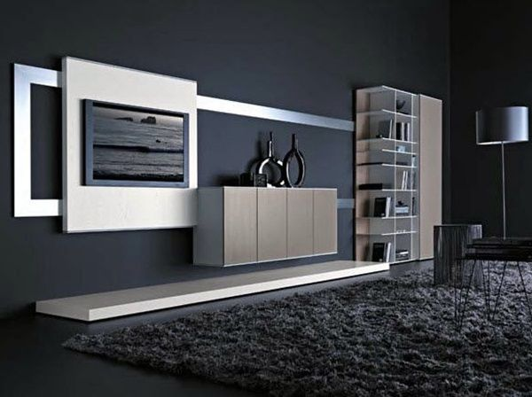 Contemporary Wall Unit Designs: 1000+ Ideas About Tv Wall Units On Pinterest