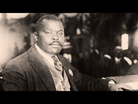 Marcus Garvey Bio Mini Biography Documentary Back To Africa Movement