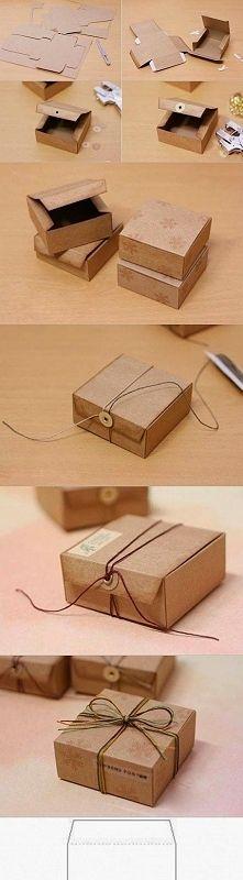Zobacz zdjęcie Super opakowanie na prezent dla kogoś!