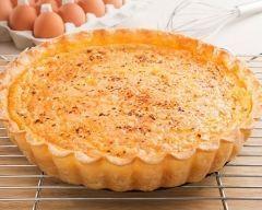 Tarte au thon et au Boursin® Poivre (facile, rapide) - Une recette CuisineAZ