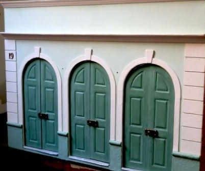 how to custom doors & 126 best tutorials: miniature construction (doors u0026 windows) images ...
