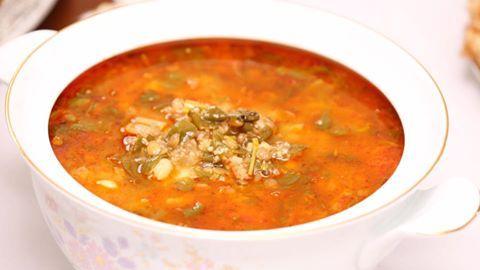 malatya pirpirim çorbası