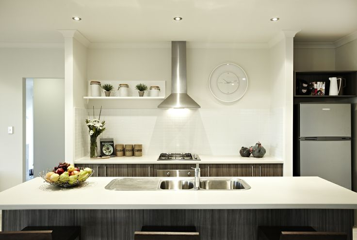 Homebuyers Centre - Escape Display Home Kitchen