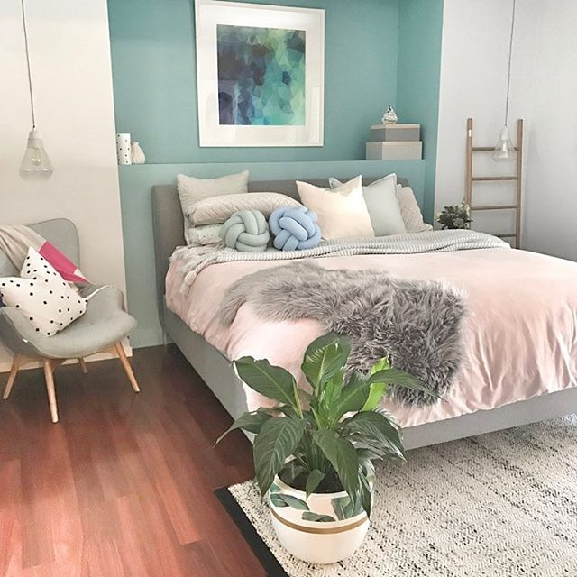 Bedroom inspiration - check out our Insta page for more pics & to shop the look