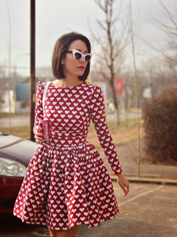 CUTE dress /lnemnyi/lilllyy66/ Find more inspiration here: http://weheartit.com/nemenyilili/collections/22262382-like-a-lady