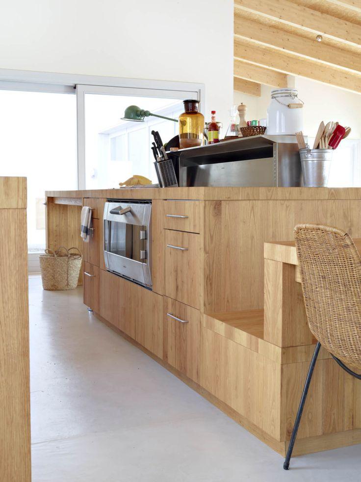 La Carpintería Wooden Kitchen.