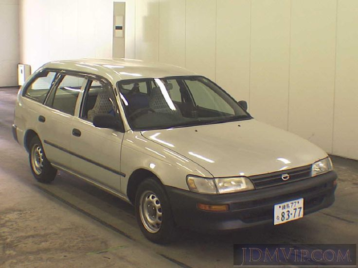 1997 TOYOTA COROLLA TOURING WAGON L EE104G - http://jdmvip.com/jdmcars/1997_TOYOTA_COROLLA_TOURING_WAGON_L_EE104G-3aVLuzW6cuhL4y8-85321