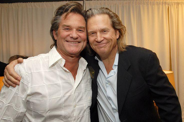 Kurt Russell & Jeff Bridges!!!!!!!!!!!!!   Kurt russell ...