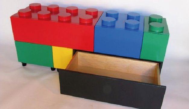 Mueble lego