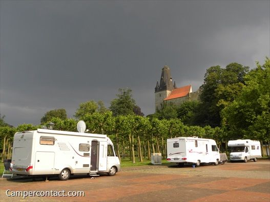 Camperplaats Am Schlosspark in Bad Bentheim (Duitsland) | Campercontact