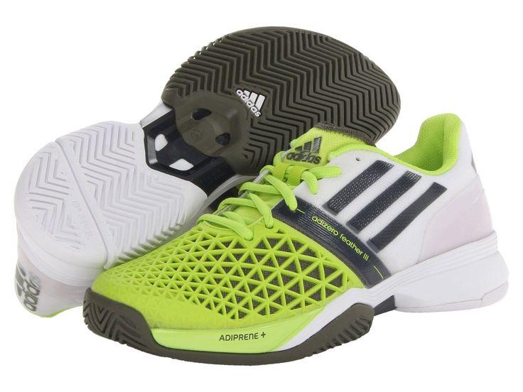ADIDAS Solar Slime CLIMACOOL ADIZERO FEATHER III TENNIS Shoes MENS 12 46.66 NEW