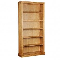 Oakland Large Bookcase, Natural B1010SDNAT