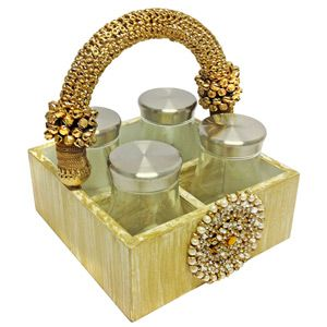 Uniquely Designed Mukhwas Tray Rs 1299/- http://www.tajonline.com/diwali-gifts/product/hbf52/uniquely-designed-mukhwas-tray/?aff=pint2014/