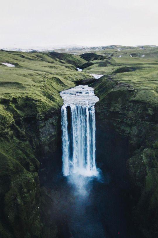 Iceland by Merlin Kafka