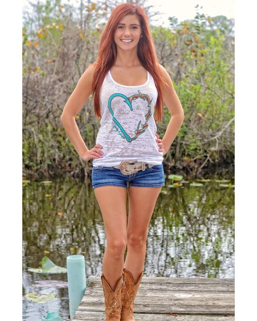 Whether Hunting, Fishing or just out on the town, You'll always be Dressed To Kill when wearing Sporty Girl Apparel.