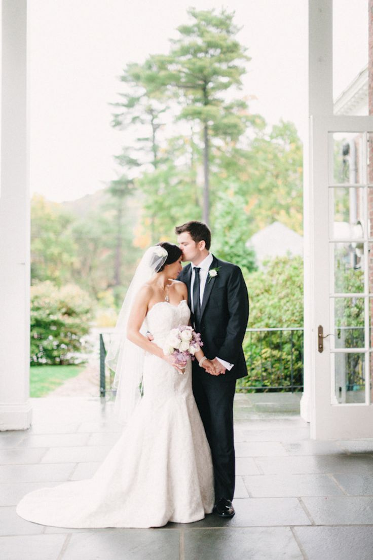 Highlands Country Club Wedding from Judy Pak Photography  Read more - http://www.stylemepretty.com/new-york-weddings/2013/08/06/highlands-country-club-wedding-from-judy-pak-photography/