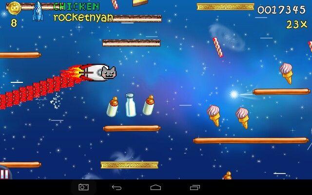 Rocket Nyan