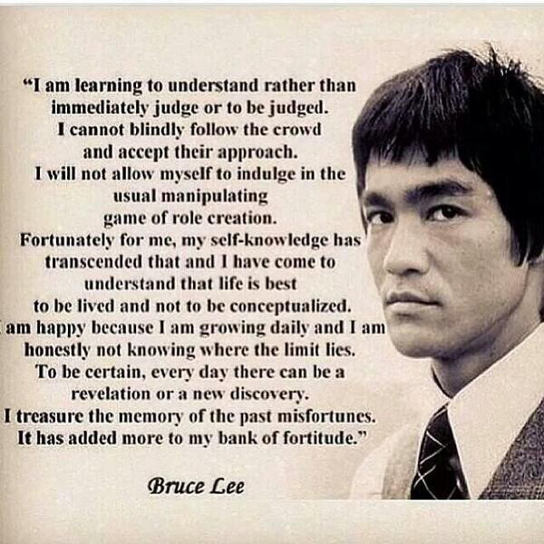 Bruce Lee Quotes And Sayings. QuotesGram