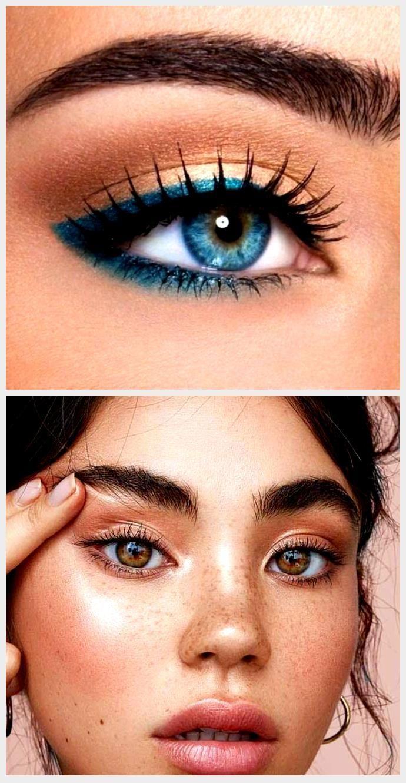 Dezentes Augen Make-up - Schöne Tipps und Tricks, #Augen #Dezentes