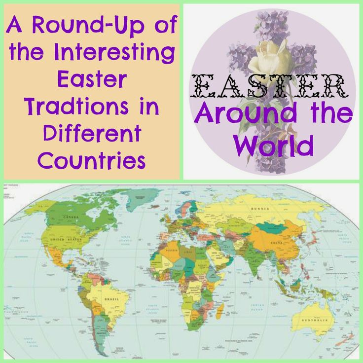1000+ images about Easter Around the World on Pinterest | Around ...