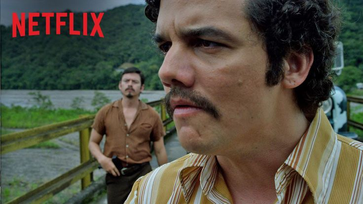 'NARCOS', A Netflix Original Series About Pablo Escobar and The Medellin Cartel