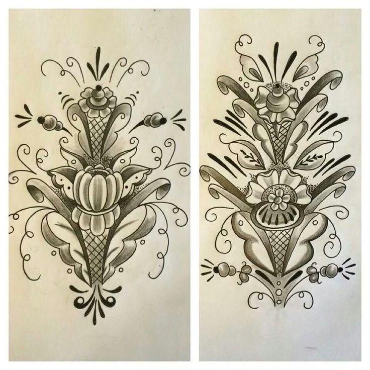 Tänkbara tatueringar