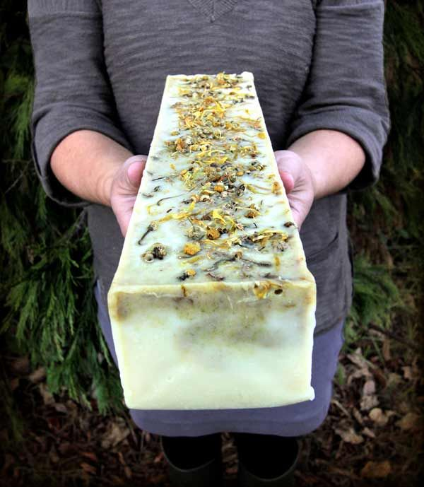 DIY: Herbal Soap Making From Scratch: