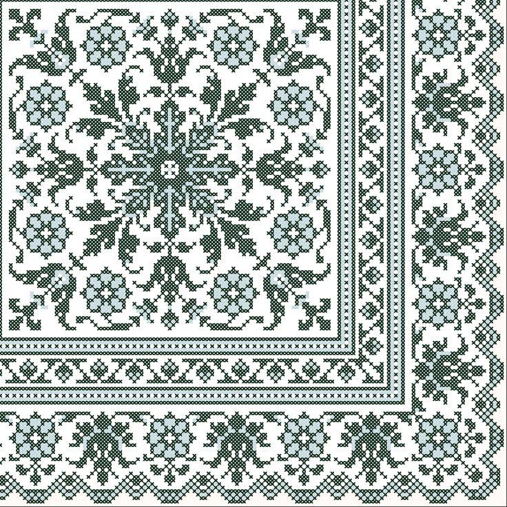 Square 80 | gancedo.eu - tantes zolder, heel veel patronen