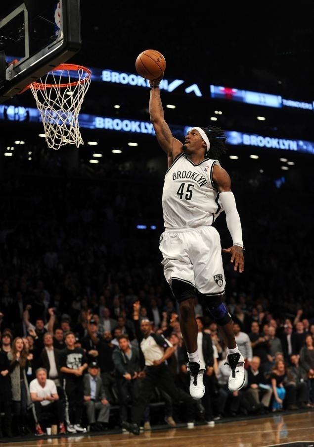 Gerald Wallace Brooklyn Nets