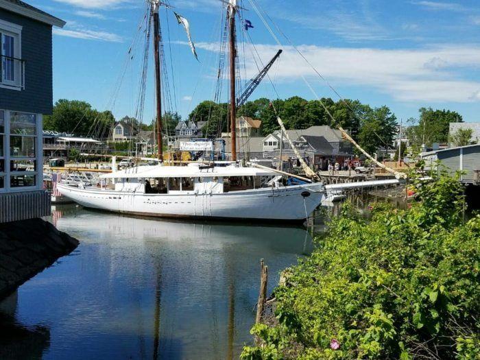 9 The Spirit Of Massachusetts Kennebunk In 2020 Visit Maine Maine Vacation Destinations