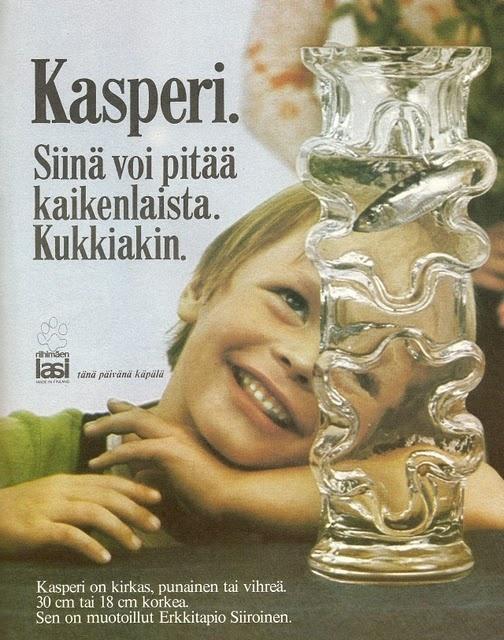 Siiroinen ET, Kasperi