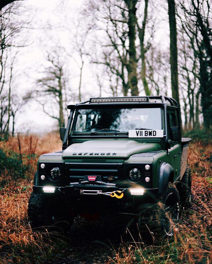Land Rover Defender 130 Td4 adventure extreme prepared