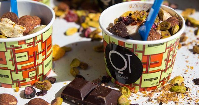 Number 4: Top 10 Ice Cream Shops Gelato Messina Bondi