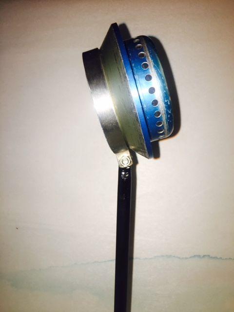 MS ferrari 2004 wheel nut hifi speaker