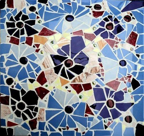 Декорируем столешницу битым кафелем - Ярмарка Мастеров - ручная работа, handmade