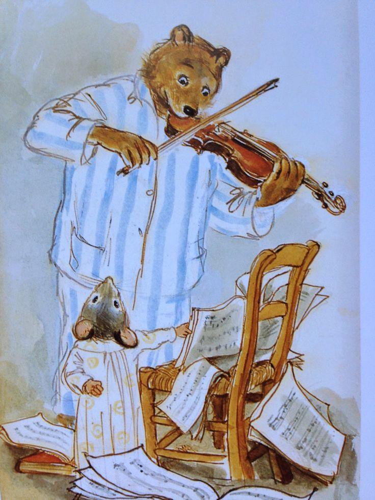 """Piccoli Viaggi Musicali: Libro di lettura: """"Ernest e Celestine musicisti di..."""