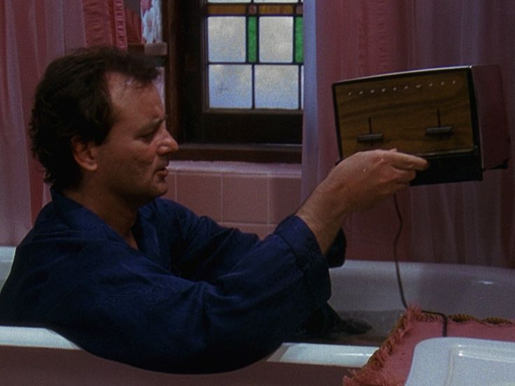 The creative process makes me feel like Phil Connors from the movie Groundhog Day