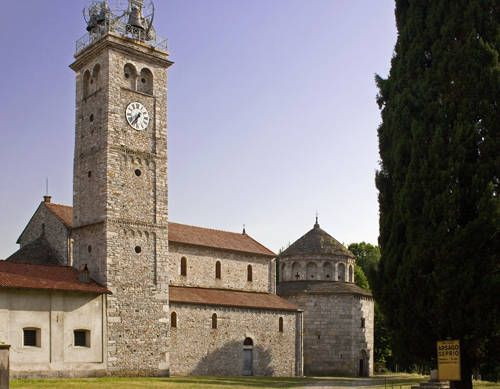 #Seprio, #Arsago, Gallarate, Varese, Battistero di San Vittore, Lombardia