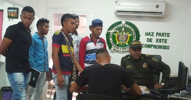 Convocatoria para auxiliares de Policía http://www.hoyesnoticiaenlaguajira.com/2017/09/convocatoria-para-auxiliares-de-policia.html